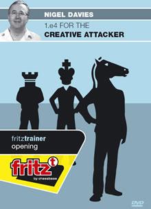 1. e4 for the Creative Attacker - Nigel Davies