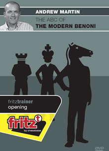 The ABC of the Modern Benoni - Andrew Martin