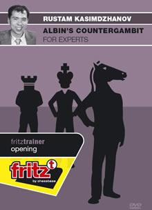Albin's Countergambit - Rustam Kasimdzhanov