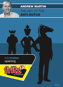 The ABC of the Anti-Dutch : Andrew Martin