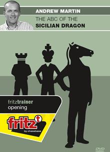The ABC of the Sicilian Dragon - Andrew Martin