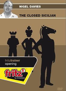 The Closed Sicilian - Nigel Davies