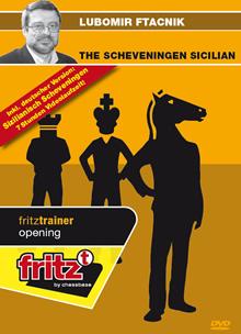 The Scheveningen Sicilian - Lubomir Ftacnik