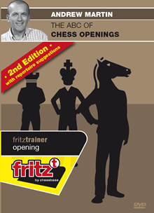 The ABC of Chess Openings - 2nd Edition : Andrew Martin
