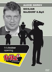 Sicilian Najdorf 6.Bg5 - Alexie Shirov