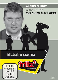 Guide to the Tkachiev Ruy Lopez - Alexie Shriov