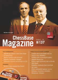 ChessBase Magazine 137