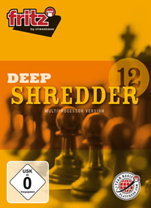 Deep Shredder 12 - Multiprocessor Version