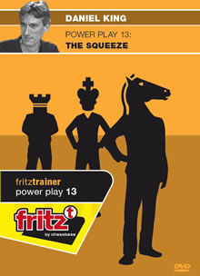 Power Play 13 : The Squeeze - Daniel King