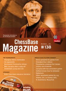 ChessBase Magazine 138