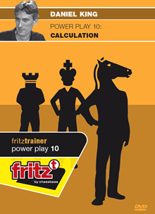 Power Play 10 : Calculation - Daniel King