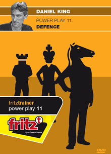 Power Play 11 : Defence - Daniel King