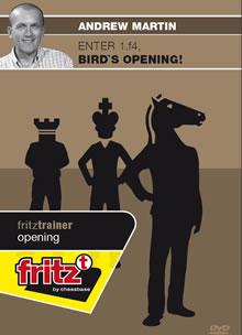 Enter 1.f4, Bird's Opening! - Andrew Martin