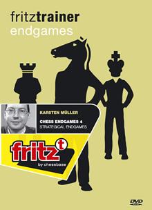 Chess Endgames 4 – Strategical Endgames : Karsten Muller