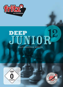 Download Chessbase Deep Junior 12