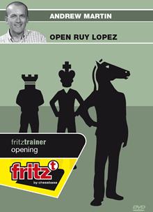 Open Ruy Lopez - Andrew Martin (Full DVD)