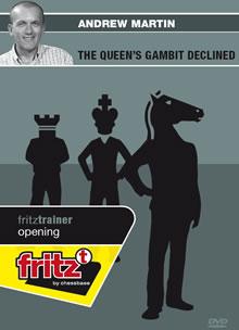 The Queen's Gambit Declined - Andrew Martin
