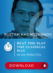 Beat the Slav the classical way
