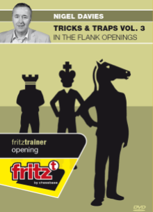 Tricks & Traps Vol. 03 - In The Flank Openings - Nigel Davies