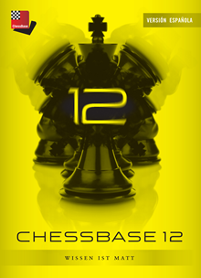 ChessBase 12 – Mega package (español)