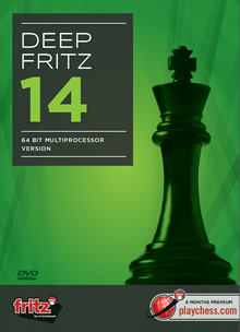 Deep Fritz 14 - English Version