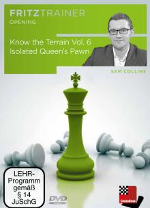فیلم آموزشی شطرنج ساختار پیاده وزیر جدا شده