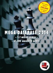 دانلود دیتابیس مگا Mega Database 2014 Chess