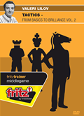 Tactics - from Basics to Brilliance Vol. 2
