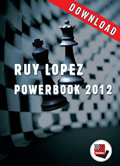 Ruy Lopez Powerbook 2012