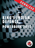King's Indian Defence Powerbook 2012