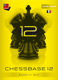 ChessBase 12 - Upgrade from ChessBase 11 - Version francaise