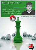 The Sicilian Dragon Vol. 1: Main Line with 9.Bc4