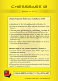 Online-Update Reference Database 2014