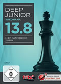 Deep Junior 13.8 –Yokohama (64bit Multiprozessorversion Version)