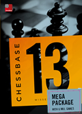 ChessBase 13 - Mega package - english Version