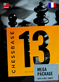 ChessBase 13 Mega Package - Version francaise