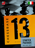 ChessBase 13 Starter Package - Versione italiana