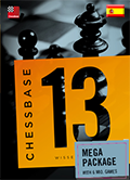 ChessBase 13 – Mega package (español)